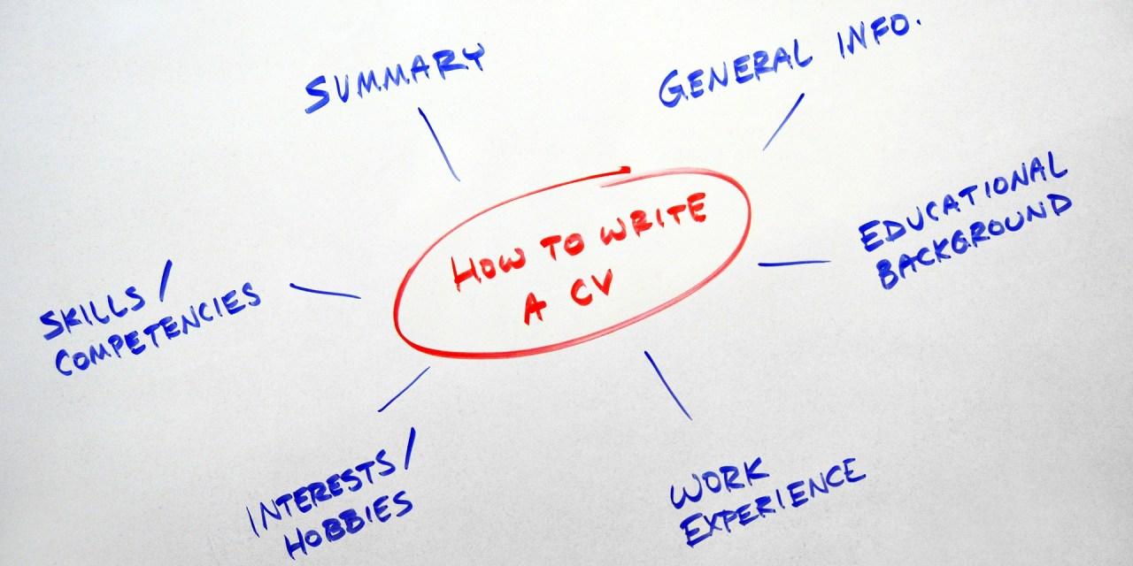 Tips Agar Resume Dilirik Oleh Perekrut