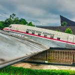 pesawat pertama indonesia