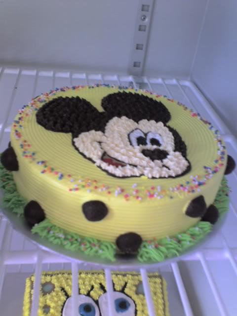 gambar kek hari jadi  Pekanbakerys Official Blog