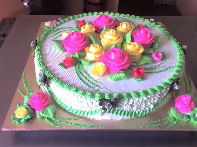 gambar kek kahwin  Pekanbakerys Official Blog