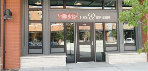 CorkTap-front-door
