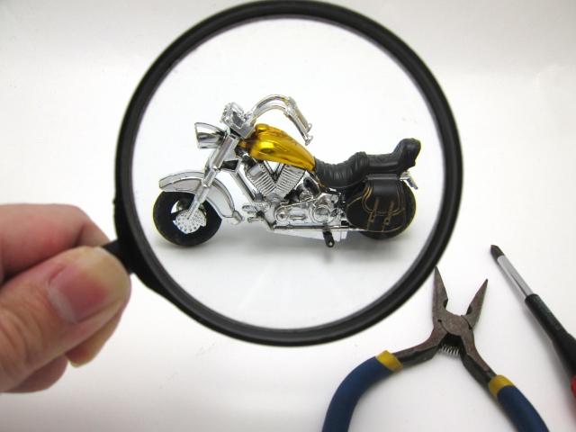 バイク(二輪)の拡大画像