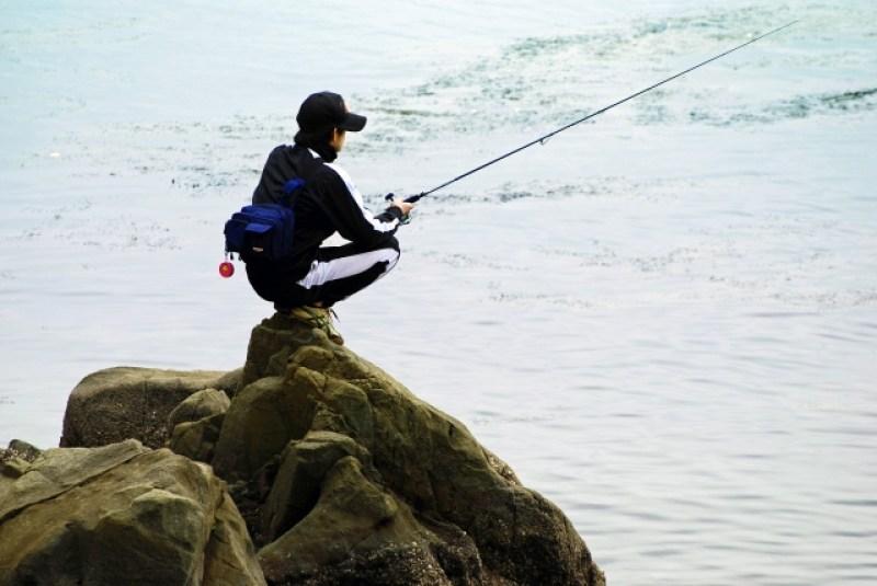 魚釣りのイメージ