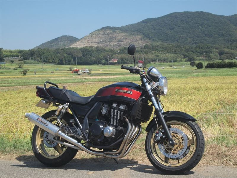 カワサキZRX400