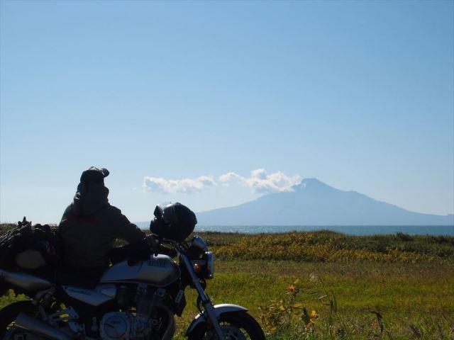 北海道利尻富士