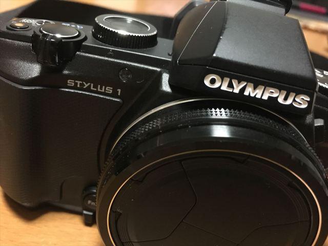 オリンパススタイラス1(Olympus stylus1)