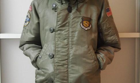 シンプソンのジャケット