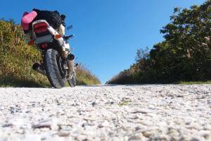 大型バイクとのバイクライフ