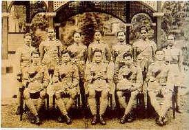 Pasukan Polis Negeri-Negeri Melayu Bersekutu