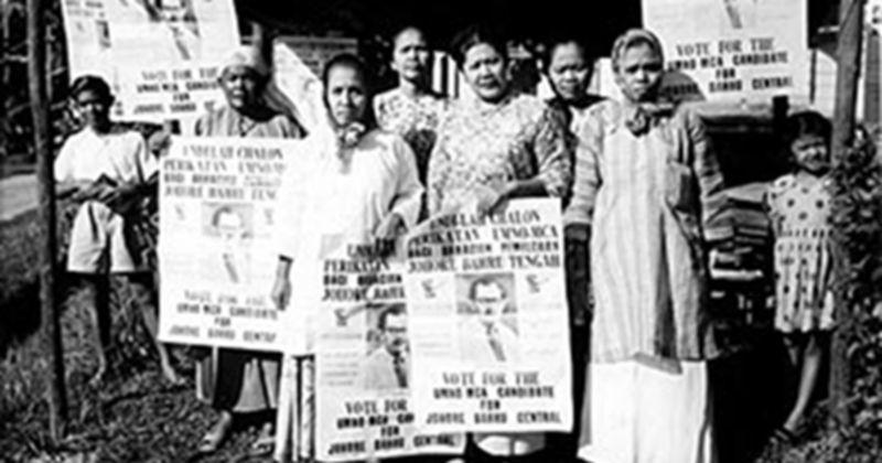 Pilihanraya Umum Parlimen Yang Pertama Selepas Merdeka Pekhabar