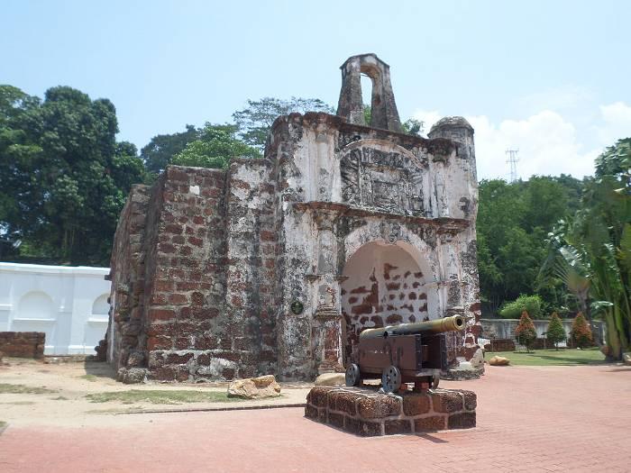 A_Famosa_Fortress