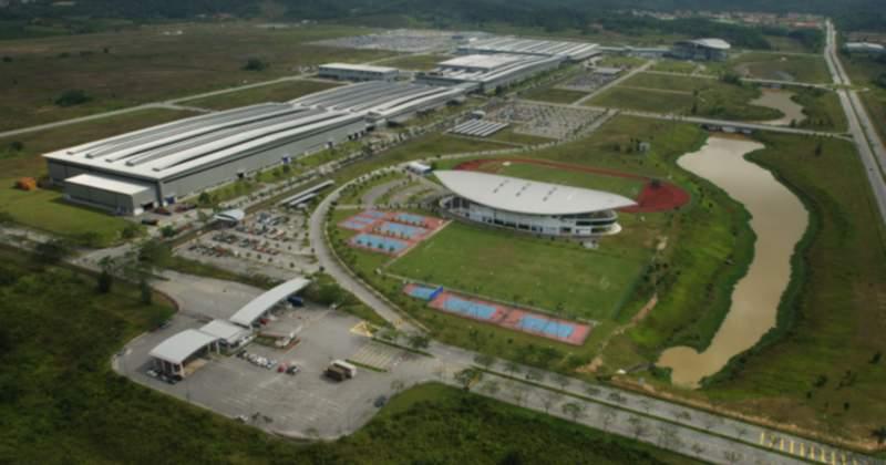 Proton_Tanjung_malim_plant