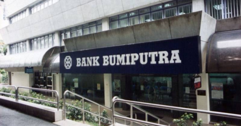 Image result for bank bumiputera