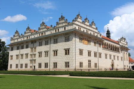 """""""Litomyšl """" od Agnete – Vlastní dílo  Wikimedia Commons."""