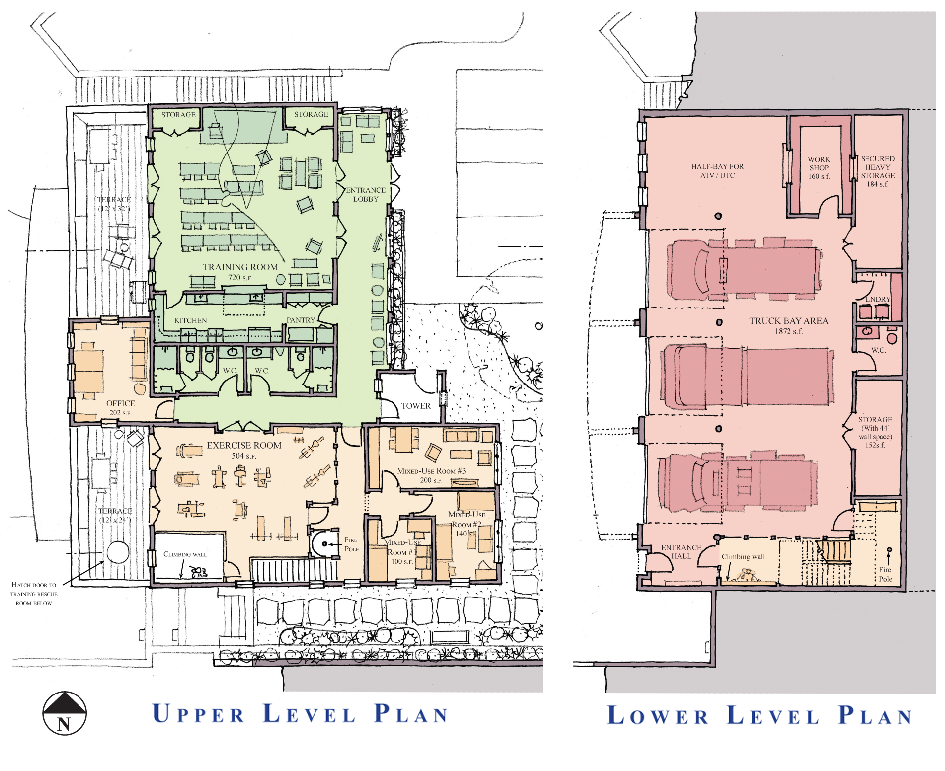 FOUR MILE FIRE STATION COMPETITION