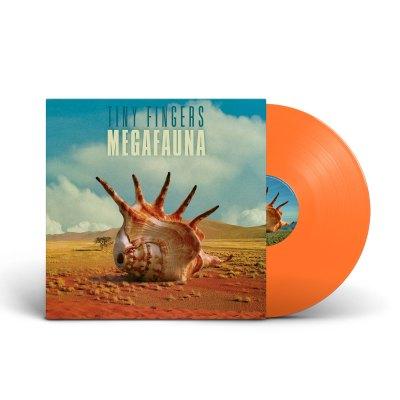 pel067-tinyfingers-megafauna-orane-crush-vinyl