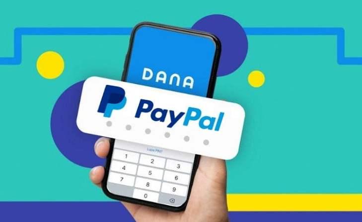 Cara Withdraw Paypal ke DANA