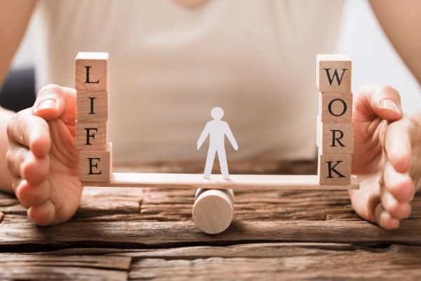 Reality about work-life balance