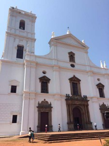 Inde (49)Goa Cathédrale