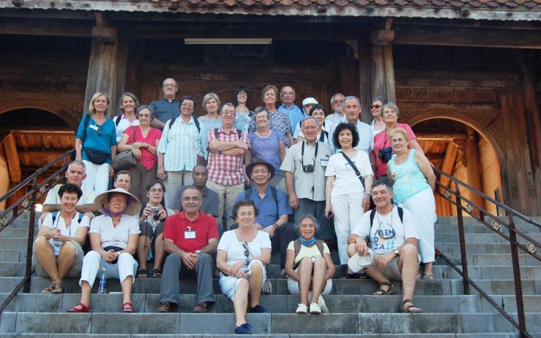 """Témoignage sur notre pèlerinage au Vietnam """"rencontre des Chrétiens d'Asie"""""""