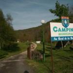 Le camping municipal de Saint Chély d'Aubrac (12) . © Fabienne Bodan