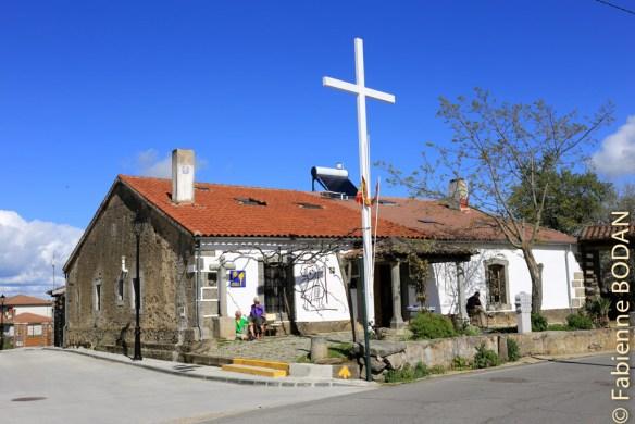 L'albergue du Padre Blas peut accueillir jusqu'à 80 pèlerins. © Fabienne Bodan