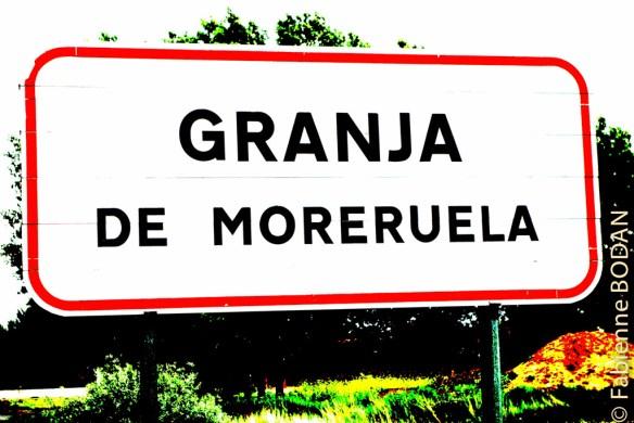 Granja de Moreruela et camino sanabres