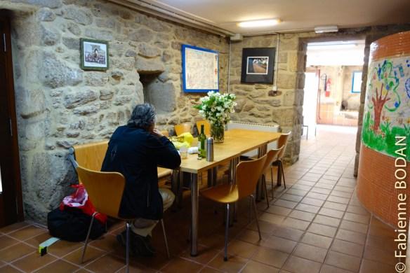 La salle à manger...© Fabienne Bodan