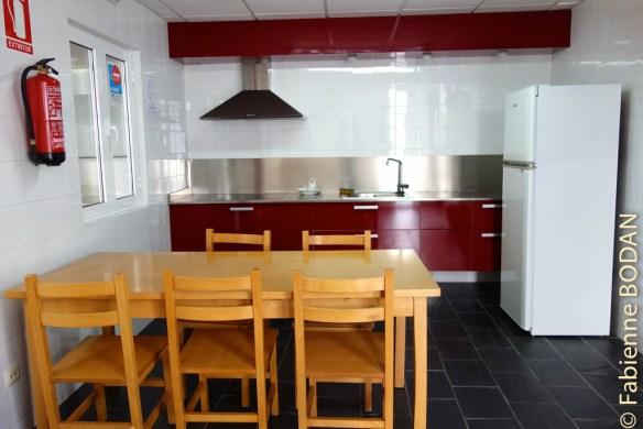 L'entrée-cuisine-salle à manger...© Fabienne Bodan