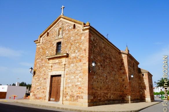 Cherchez l'église de Torremejia...© Fabienne Bodan