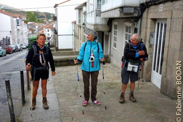 Les 3 Mousquetaires termineront leur périple ensemble, foi de bretonne boiteuse ! © Fabienne Bodan
