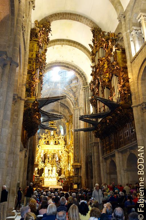 Cathédrale de Saint Jacques de Compostelle © Fabienne Bodan