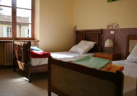 Une chambre de l'Ancien Carmel © Site de l'association des Amis de l'Ancien Carmel de Condom