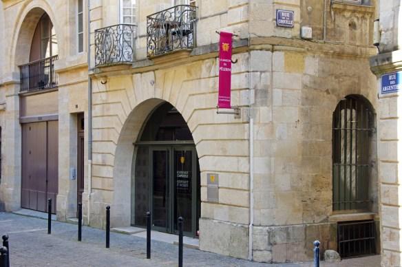 La maison du pèlerin de Bordeaux ©Association Bordeaux-Compostelle