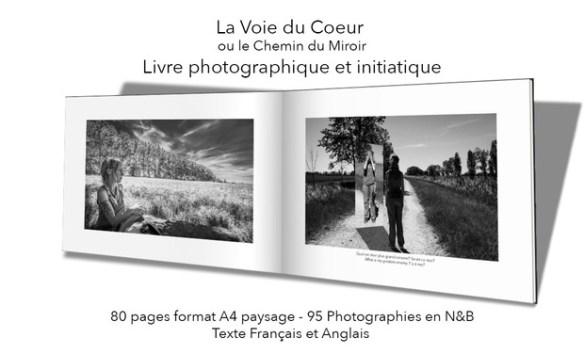 """Livre à paraître de Philippe Glorieux """"La voie(x) du coeur ou le Chemin du Miroir"""""""