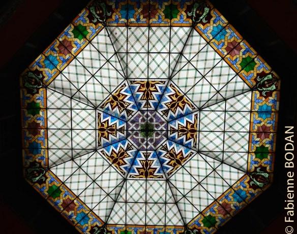C'est beau du sol au plafond © Fabienne Bodan