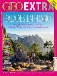 """Numéro de Geo Extra sur les """"Balades en France"""""""