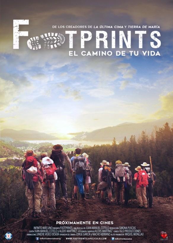 Affiche du film Footprint