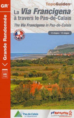 Guide FFR sur la Via Francigena dans le Pas de Calais