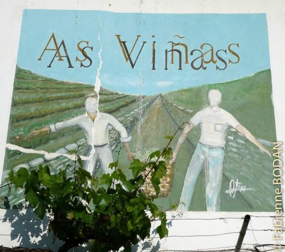 Pension As Vinas, A Pobra de Brollon (Camino del Invierno/Chemin de l'hiver) © Fabienne Bodan
