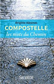 """Livre """"Les mots du chemin"""" Brigitte Alésinas"""