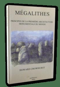 Livre Mégalithes de Howard Crowhurst