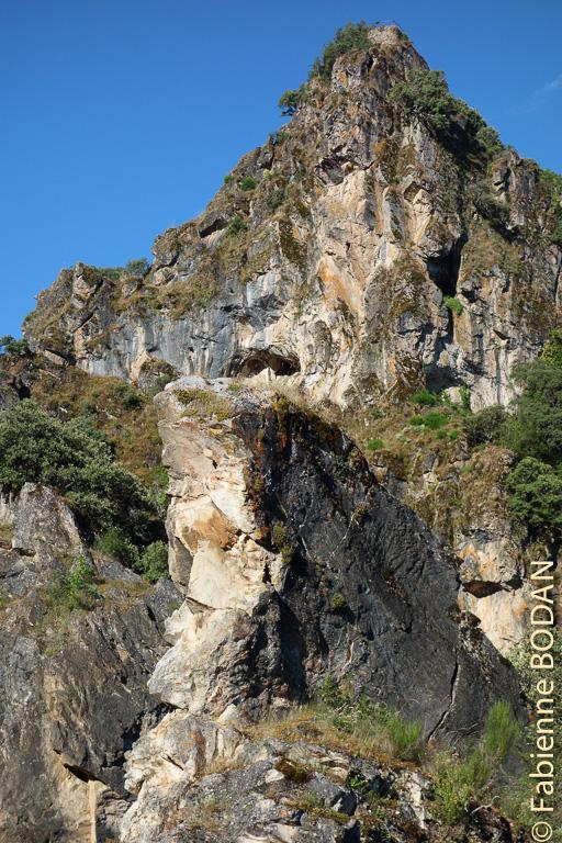 Camino del Invierno, après Santalla del Bierzo