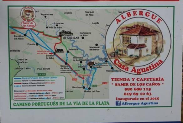 Albergue Casa Agustina à Samir de Los Canos
