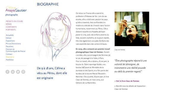 Céline Anaya Gautier, photographe