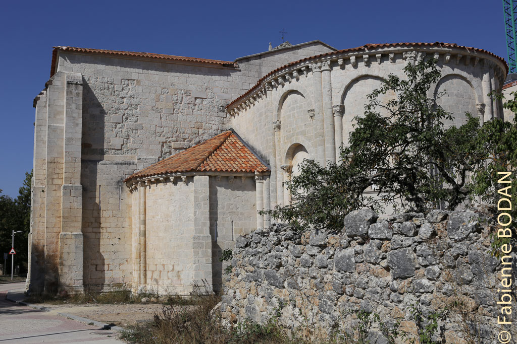 Monastère de San Juan de Ortega