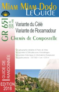 Miam-Miam Dodo 2018, variantes du Célé et de Rocamadour.