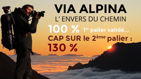 Via Alpina, l'envers du chemin