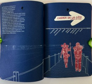 Chemin portugais Editions Objecto Anonimo 2