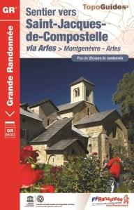 Montgenèvre - Arles Topo guide FFR